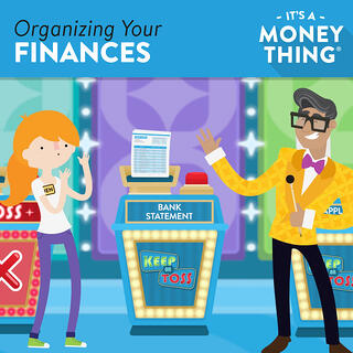 image - organizing your finances