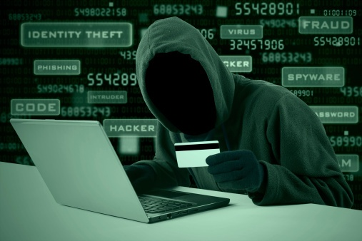 Image - cyber theft