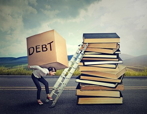 5 ways to overcome debt stress