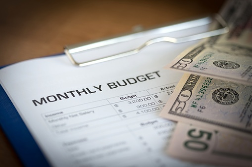 6 budgeting tips to help you with your finances