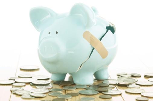 Don't break your piggy bank