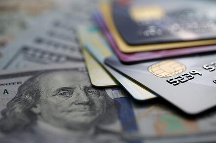Image - credit and debt cards