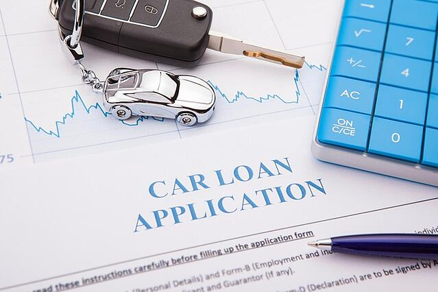 Credit union car loan application
