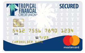 Secured mastercard
