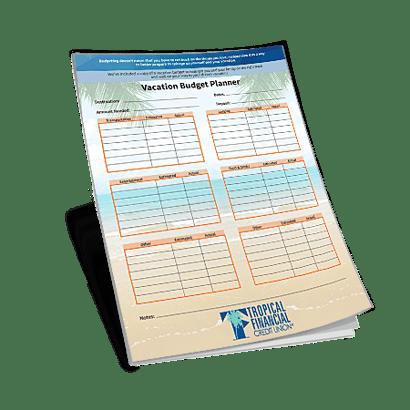 tfcu vacation loan planner