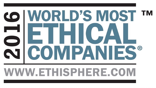 image - 2016  TFCU named ethical company