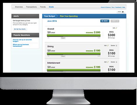 Image of TFCU online banking portal