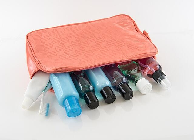 travel size toiletry kit