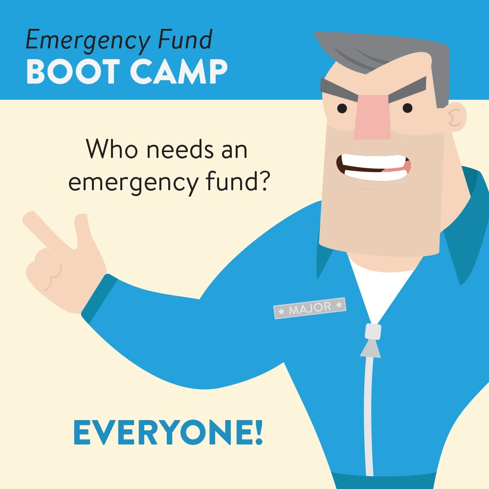 Preparing for the unexpected with an emergency fund