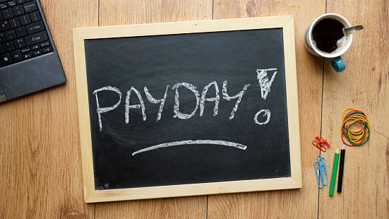 Three reasons you might be living paycheck-to-paycheck