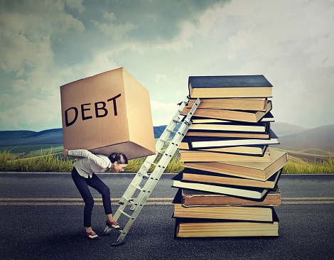 Five ways you can overcome debt stress
