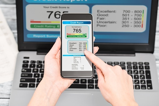 6 steps to work towards a better credit score