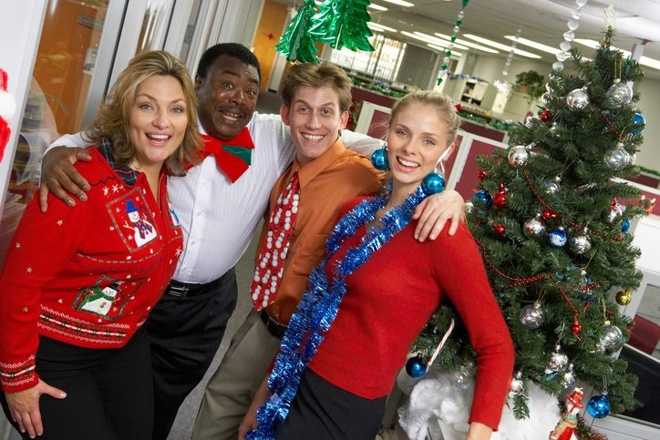 How to Nail the Holiday Office Party