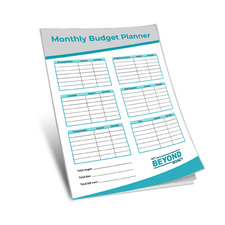 Monthly Budget Planner GBM Icon