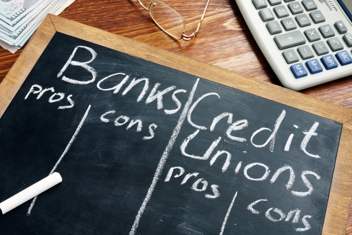 Why Should I Have a Checking Account at a Credit Union?