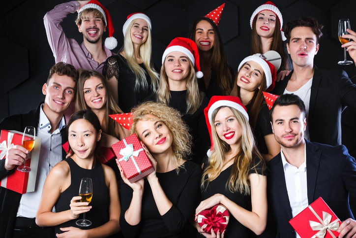 6 Types of Personalities around Christmas Time