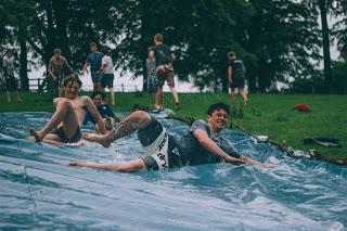 Wet Hot Cheap Summer: Doing Summertime on a dime